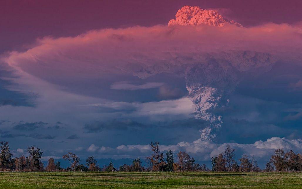 Chile desastre natural