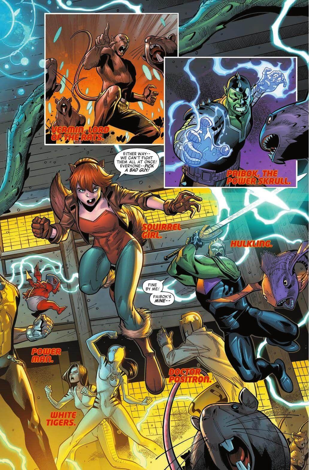 The New Avengers #16 Marvel Comics