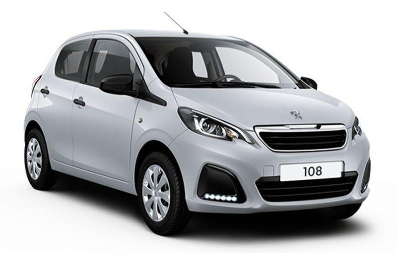 Peugeot 108 Small Cars Suv