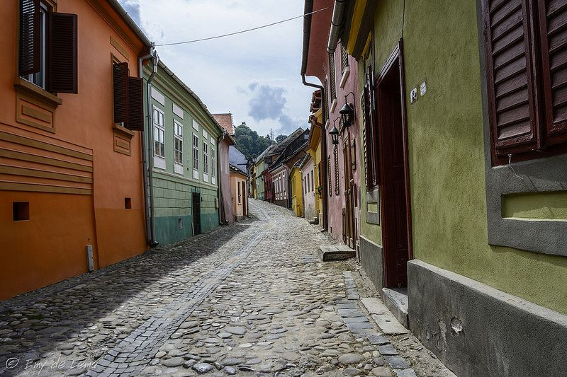 Rumania Sighisoara