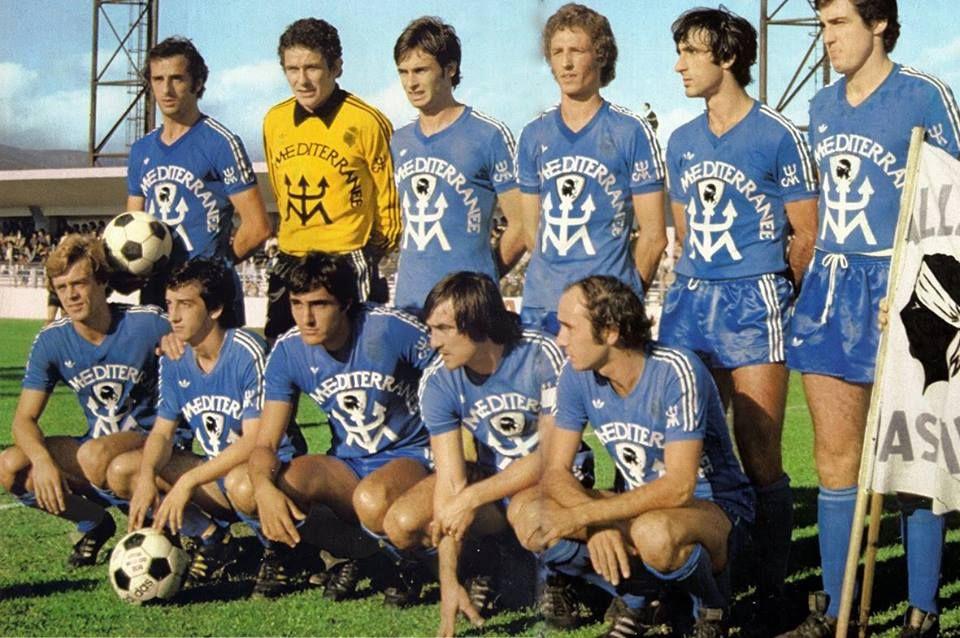 BASTIA 197778 5° posto in campionato perde la finale di