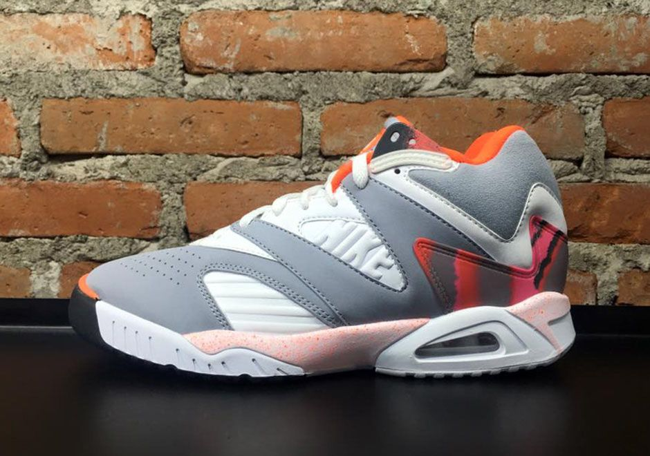 brand new 99864 a5ae3  sneakers  news The Nike Air Tech Challenge IV OG Is Releasing In New  Colorways