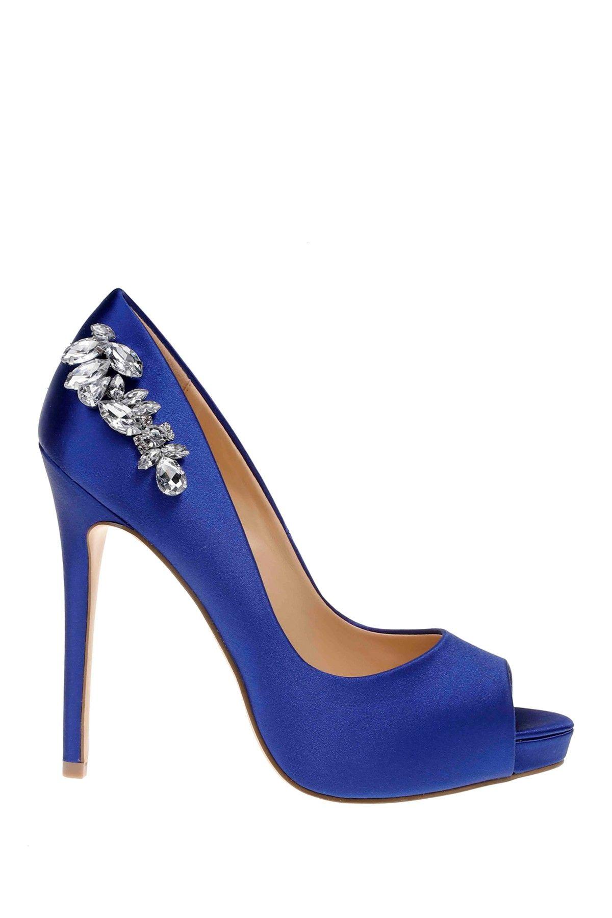 269d9e15395 Elizabeth Platform Stiletto Heel by American Glamour by Badgley Mischka on   HauteLook