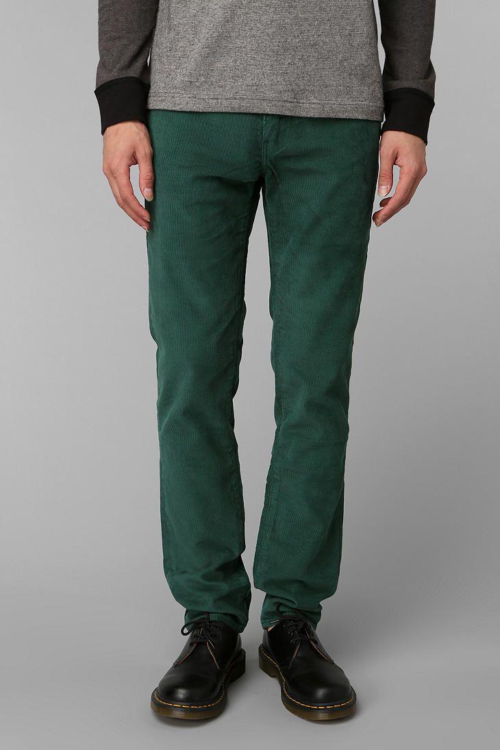 e1eb3611ddfe53 Levi's 511 Corduroy Pant | Stylin' & Profilin' | Corduroy pants ...