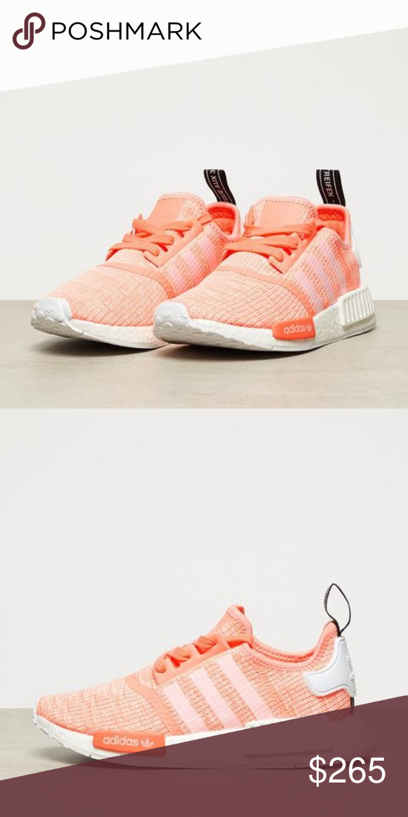 Adidas Nmd R1 Sunglow Nwt La Posh Sceglie Pinterest Falso Scarpe