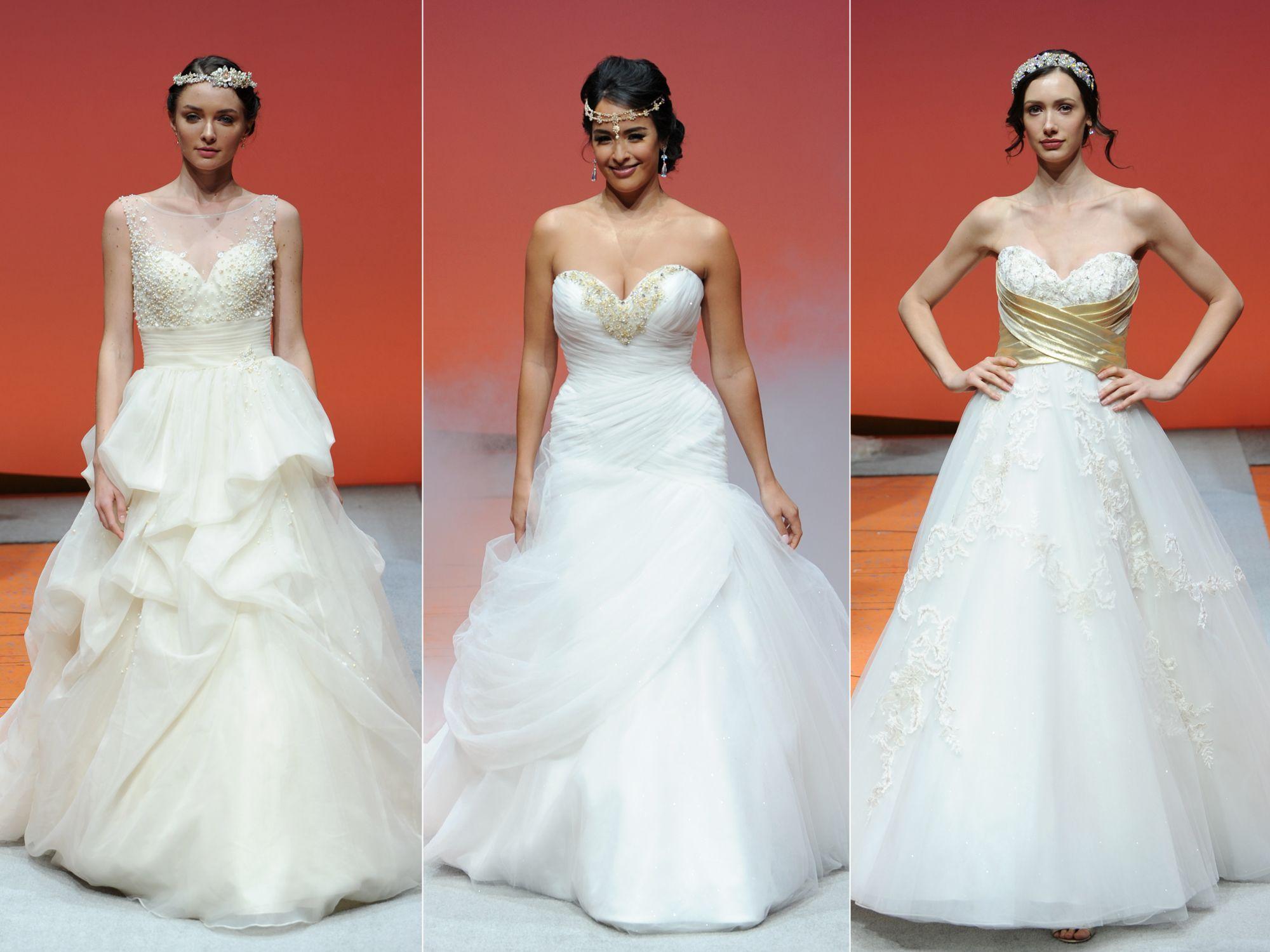 See Disney Fairy Tale Weddings By Alfred Angelo's Wedding
