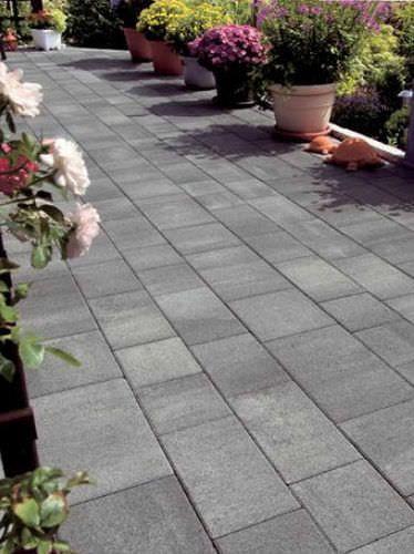 Baldosa De Exterior Para Pavimento De Hormigón Mate Topstone Urbastyle Adoquines De Hormigon Suelos De Exterior Suelo Cemento