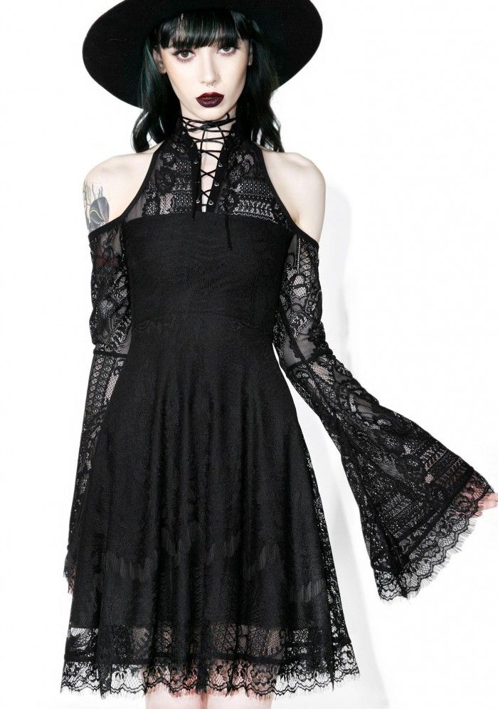b77f60d238e Killstar Bella Morte My Maiden Dress