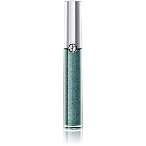 Armani Women's Eye Tint ($39) ❤ liked on Polyvore featuring beauty products, makeup, eye makeup, eyeshadow, dark green, giorgio armani eyeshadow, giorgio armani, palette eyeshadow and giorgio armani eye shadow