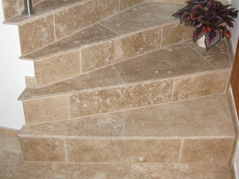 Fliesen travertin rustic jonastone naturstein hier kaufen haus pinterest travertine - Fliesen 30x60 verlegen richtung ...