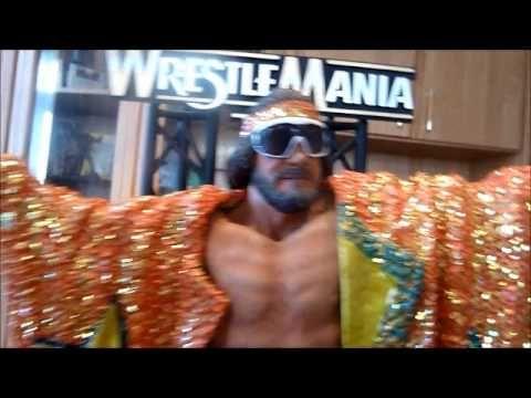6c70c0146925 Macho Man Randy Savage WWE Icon Series Limited Edition Resin Statue ...