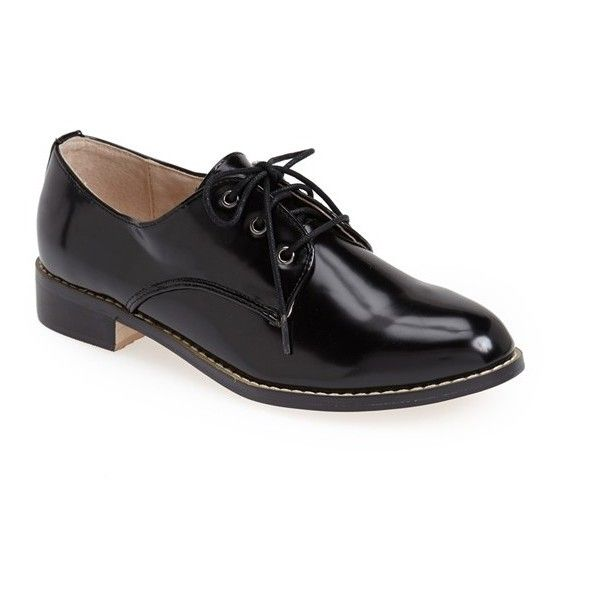 Oxford shoes, Leather shoes
