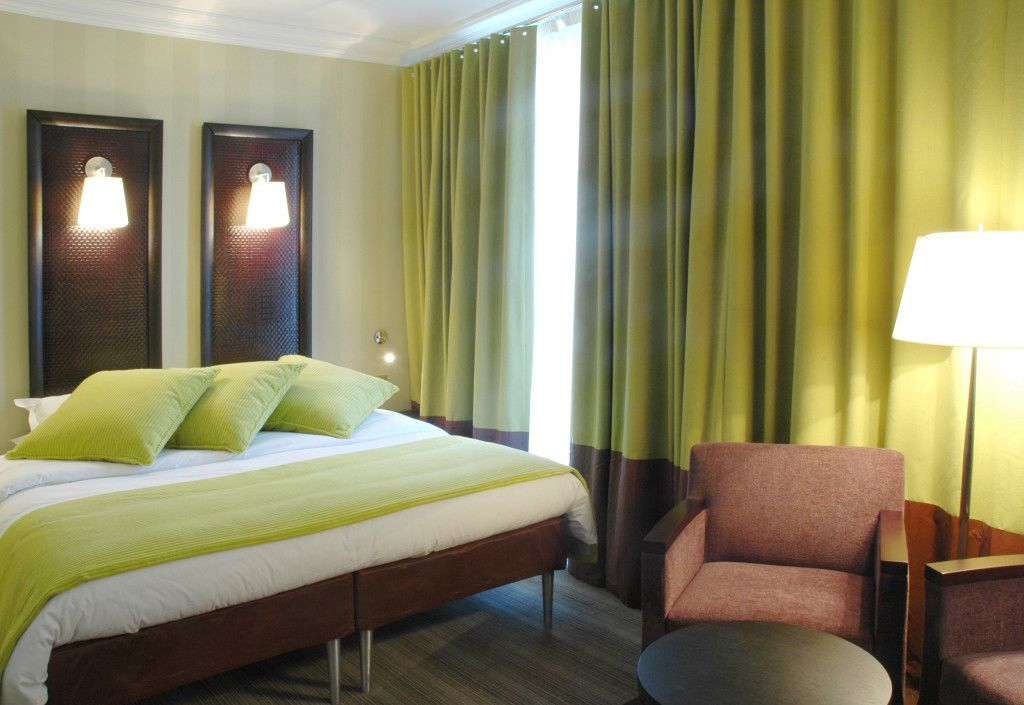 deco chambre vert anis et chocolat – visuel | chambre titi ...