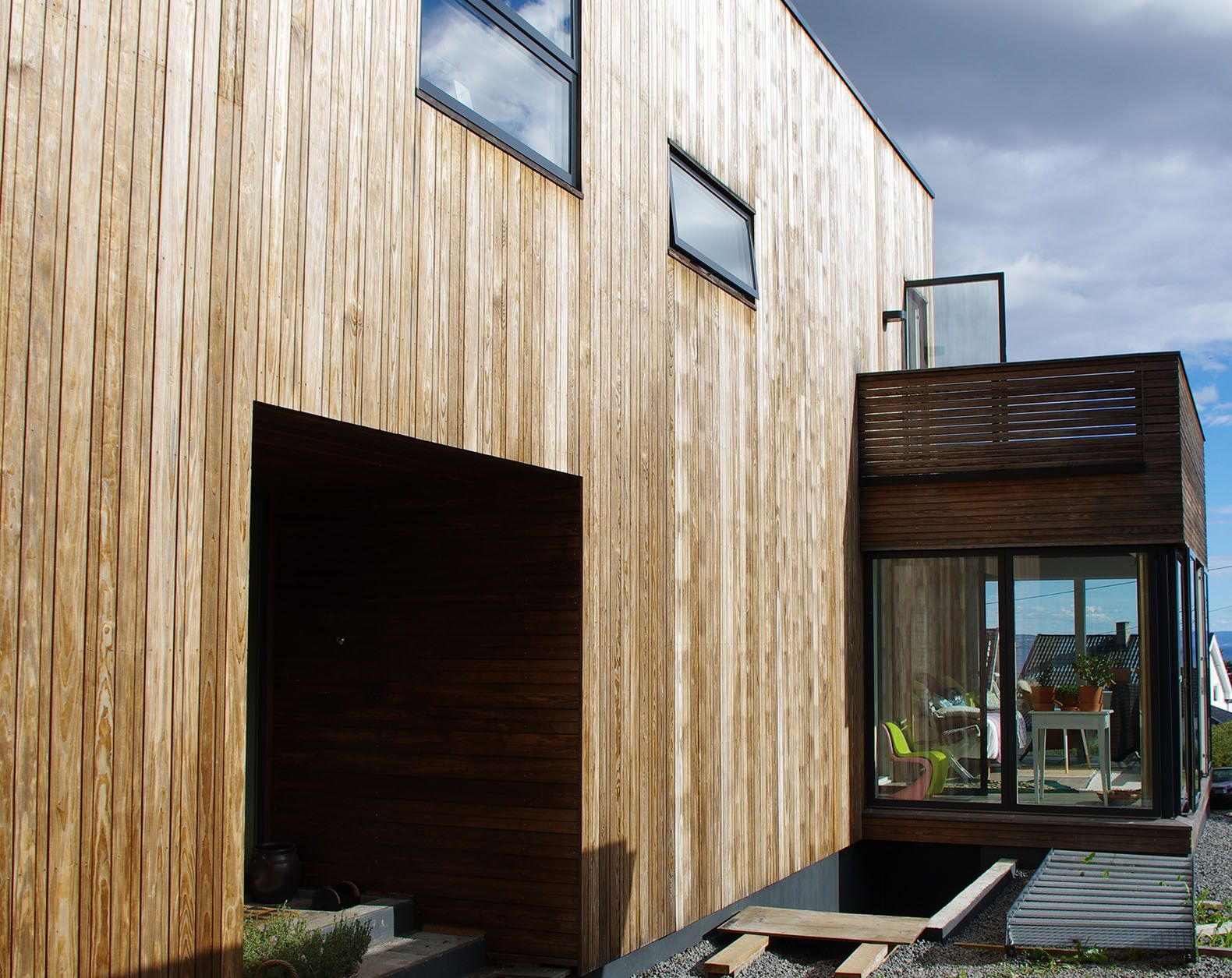 76 Year Old Funkis Home In Norway Gets A Passive House Makeover Hus