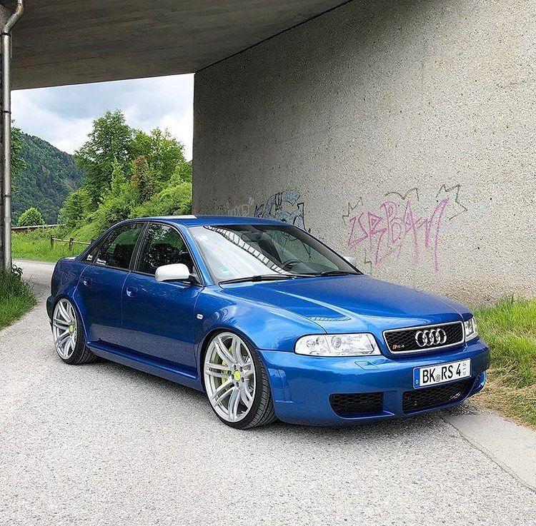 Audi Rs4 B5 Sedan