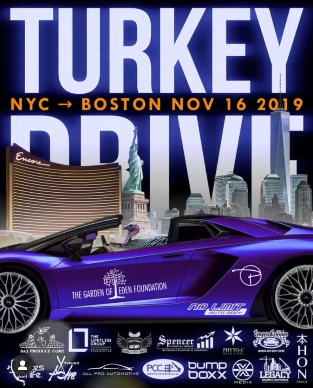 This Is Our 100 Post Since Honsauce Was Launched And To Top That This Is A Post Where A Bunch Of Amazing People Come Together And Do A Lamborghini Nyc Legacy