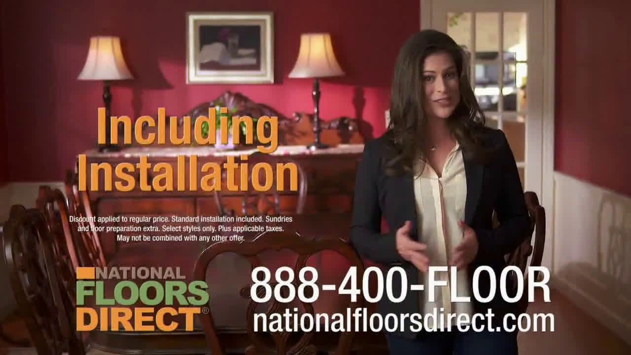 National Floors Direct Make Your Home New Again Ad