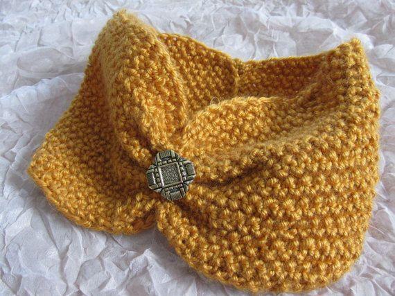 Knitted Headband New 2015 Knit Headband Knit Head by FineBubbles