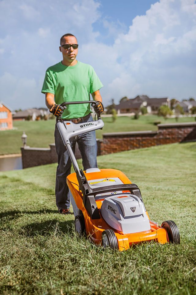 Stihl Releases A Battery Powered Lawn Mower Packing Plenty