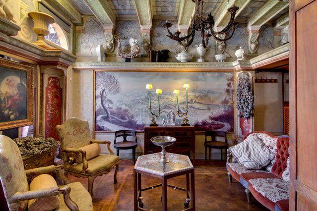 Antique Glamour Antiques Decorating ideas and Design