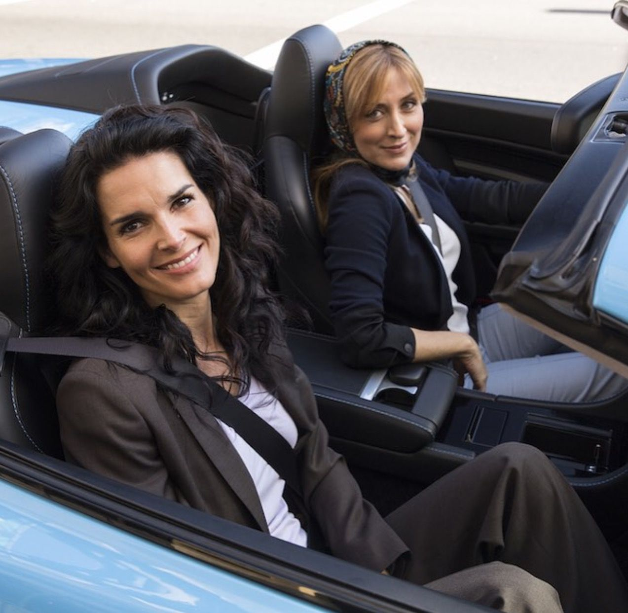 Pin by Jeffery Snyder on Rizzoli and Isles (Angie & Sasha ...