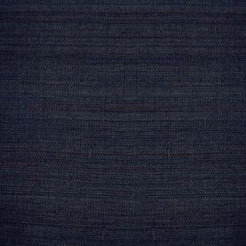 Allen Roth Navy Blue Grasscloth Unpasted Textured