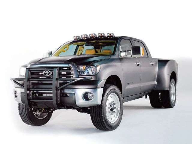 All American Made Toyota Tundra Heavy Duty. All Parts Are Made In Good Old  USA