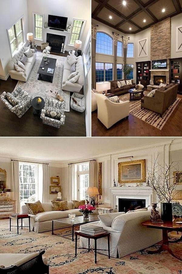 Traditional Furniture | Complete Living Room Furniture ...