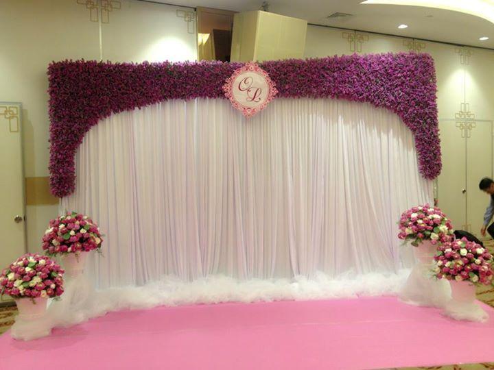 Desain Pernikahan Ide Dekorasi Pelaminan Buatan Sendiri