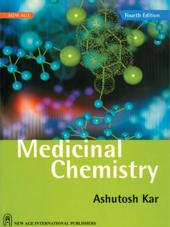 Medicinal chemistry by Ashutosh kar pdf free download: Today i am