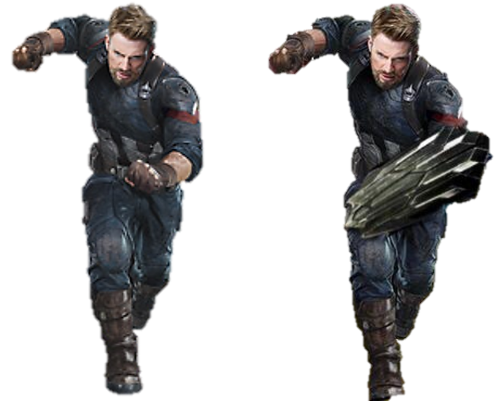 Infinity War Captain America 3 Png By Captain Kingsman16 Captain America Captain America 3 Infinity War