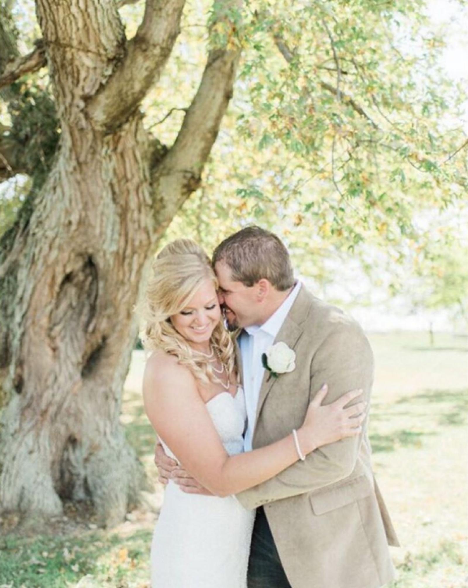 Wedding Photo Pose