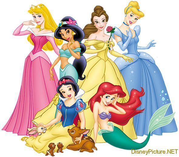 Characters Of Disney Desenho Animado Disney Imagens De Princesa