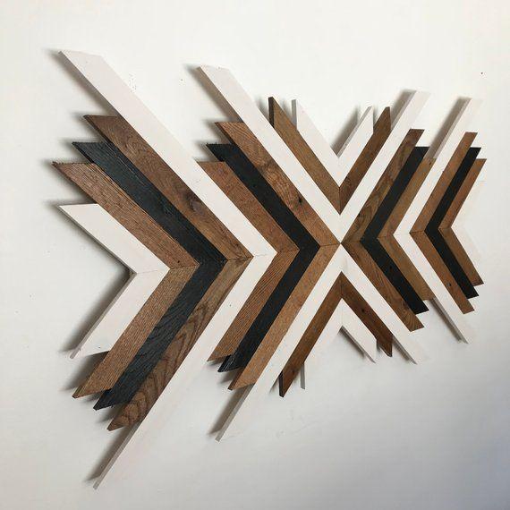 Wall Art reclaimed wood wall art