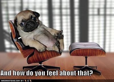 Pug therapy <3