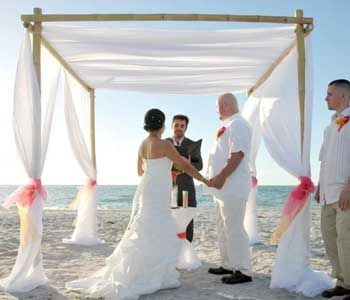 beach wedding altar decorations | Decorations Canopies Aisles u0026 Chairs | St. Thomas & beach wedding altar decorations | Decorations Canopies Aisles ...