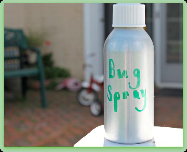 All Natural Homemade Bug Spray Homemade bug spray