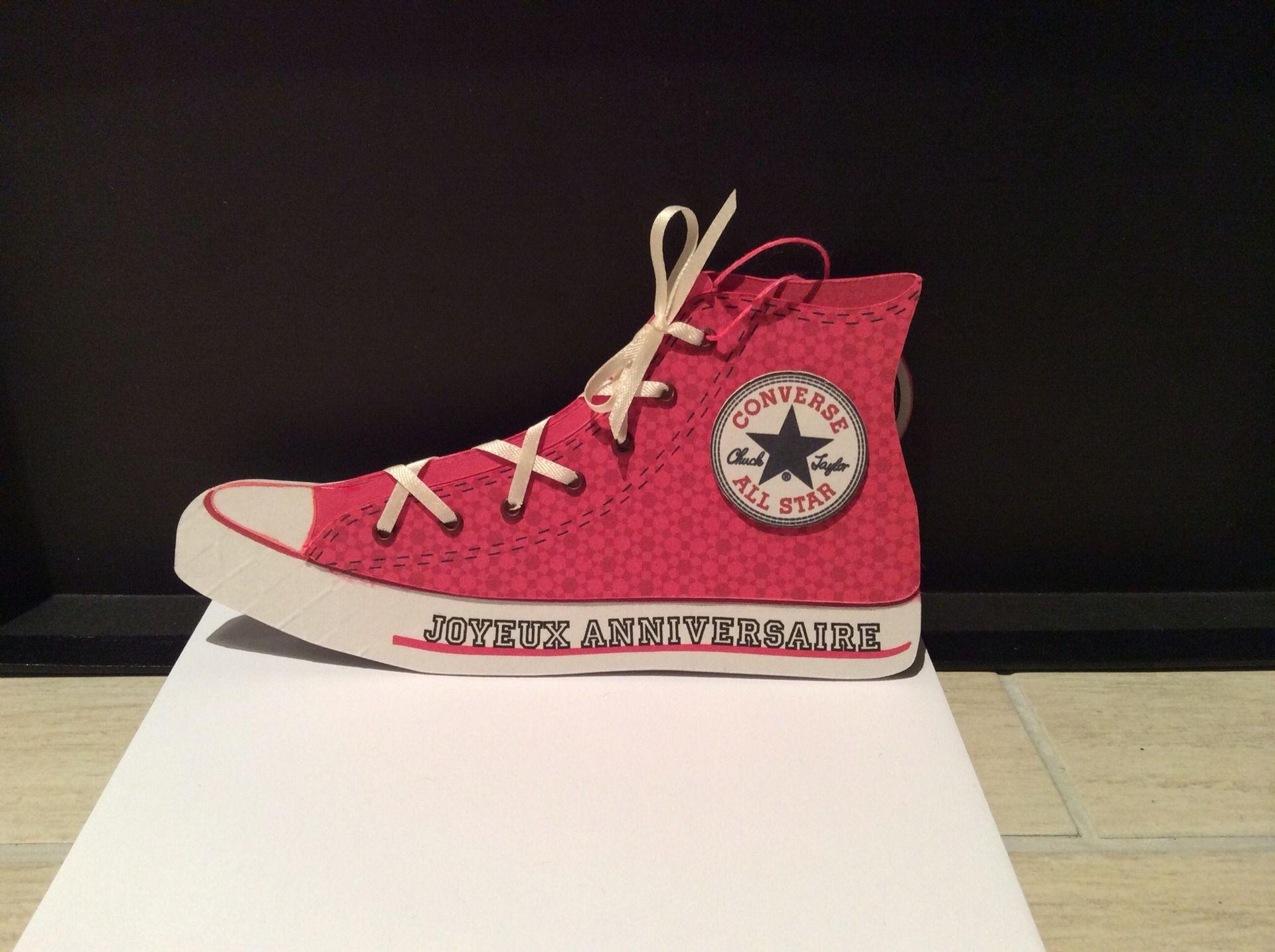 chaussure naissance fille converse