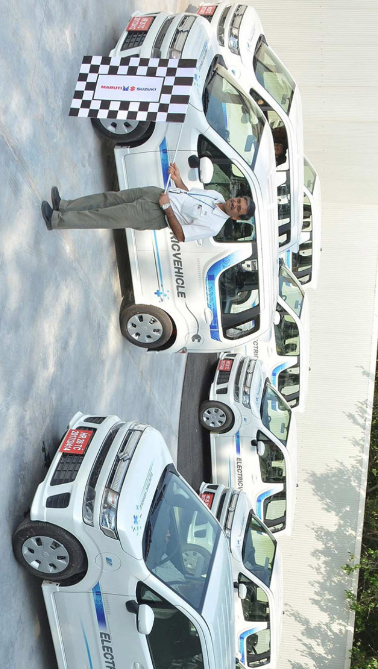 Maruti WagonR Electric Likely to be An Expensive Car
