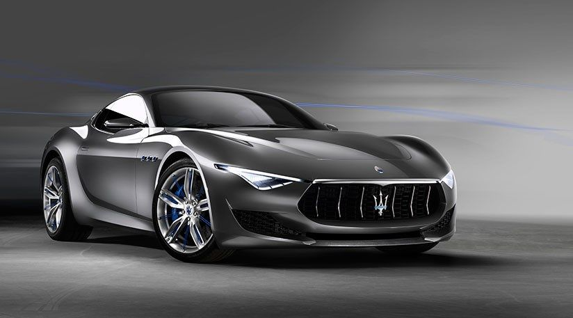 Maserati Alfieri Coupe Coming In 2016 Cabrio 2017 By Car Magazine Concept Cars