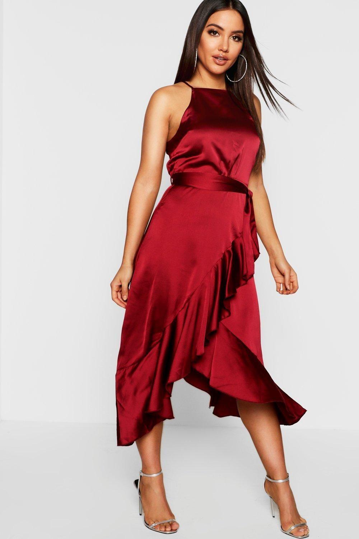 70s Dresses Disco Dress Red Midi Dress Disco Dress Dresses [ 1500 x 1000 Pixel ]