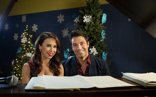 New Preview - A Christmas Melody | Hallmark Channel.. | Pinterest