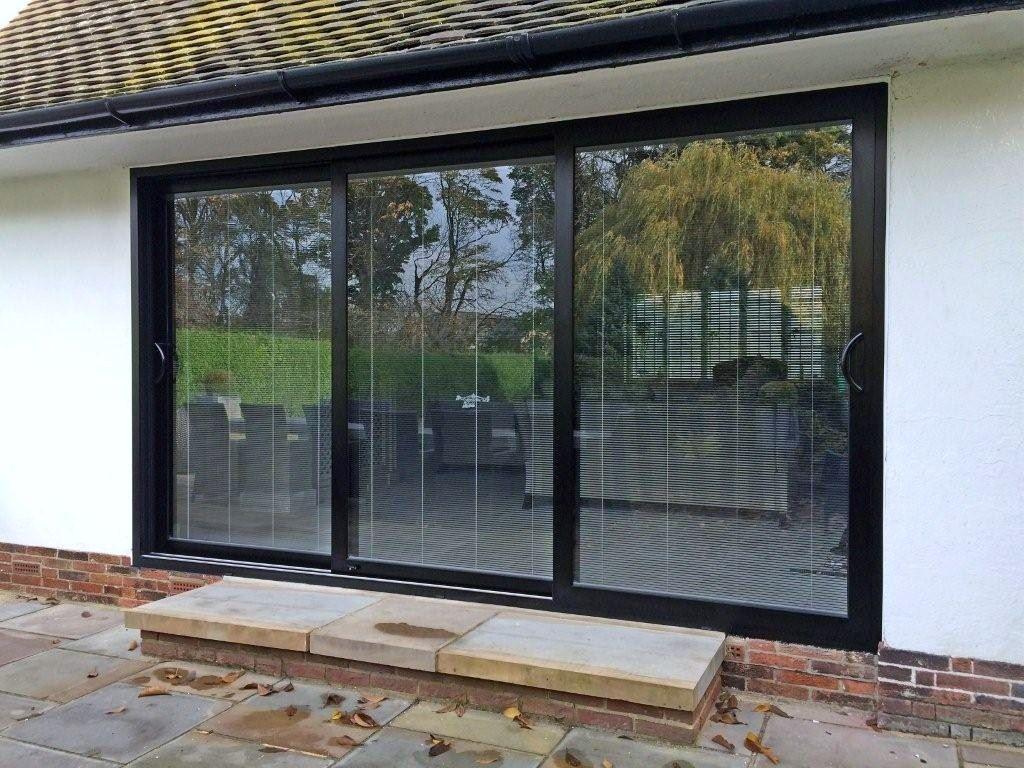 Options For Replacing Aluminium Patio Doors In 2020 With Images Patio Doors Sliding Patio Doors Sliding Door Room Dividers