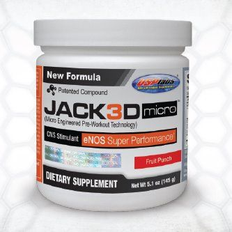 JACK3D - It Changed The Supplement Industry Forever, now it's banned, will Jack3d Micro live up to it's ancestor's legacy?