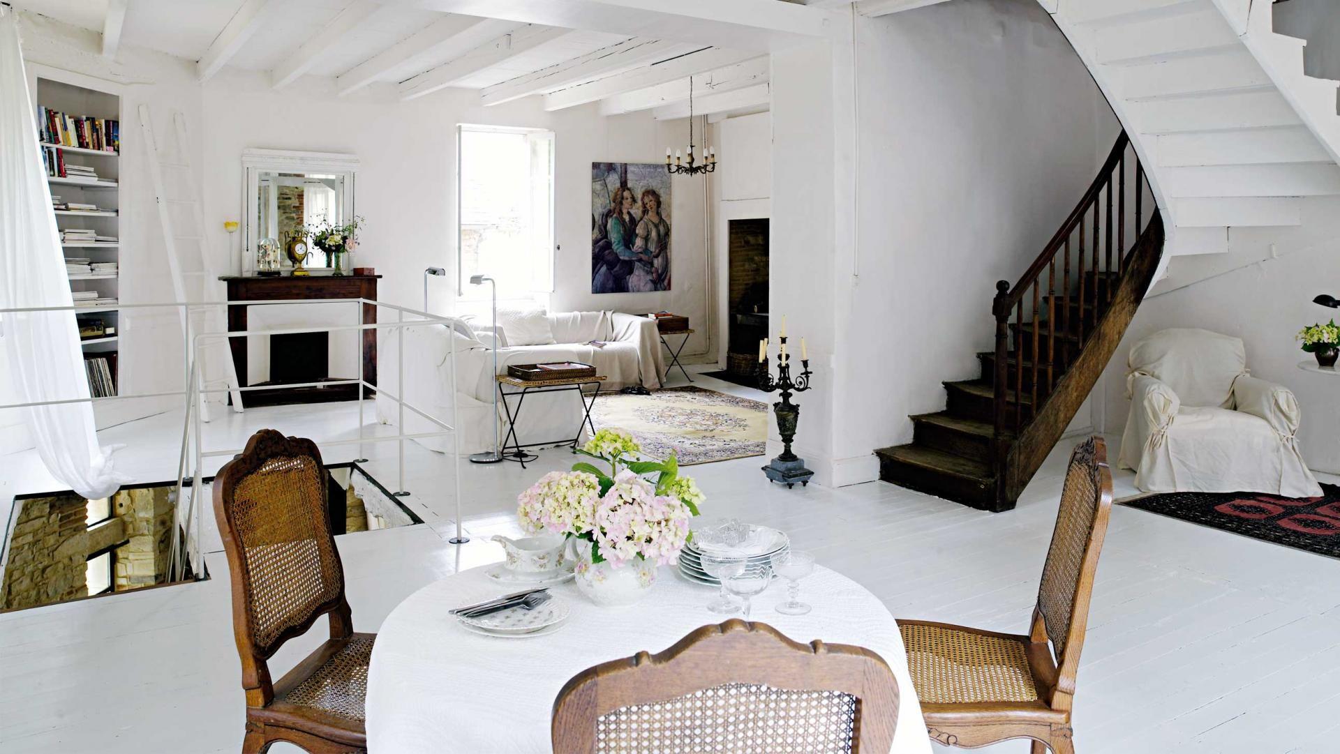 Open Plan Living Room Loft