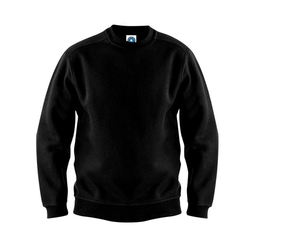 Sweat à manches noir – Starworld SW299 – taille: 3XL   – Products