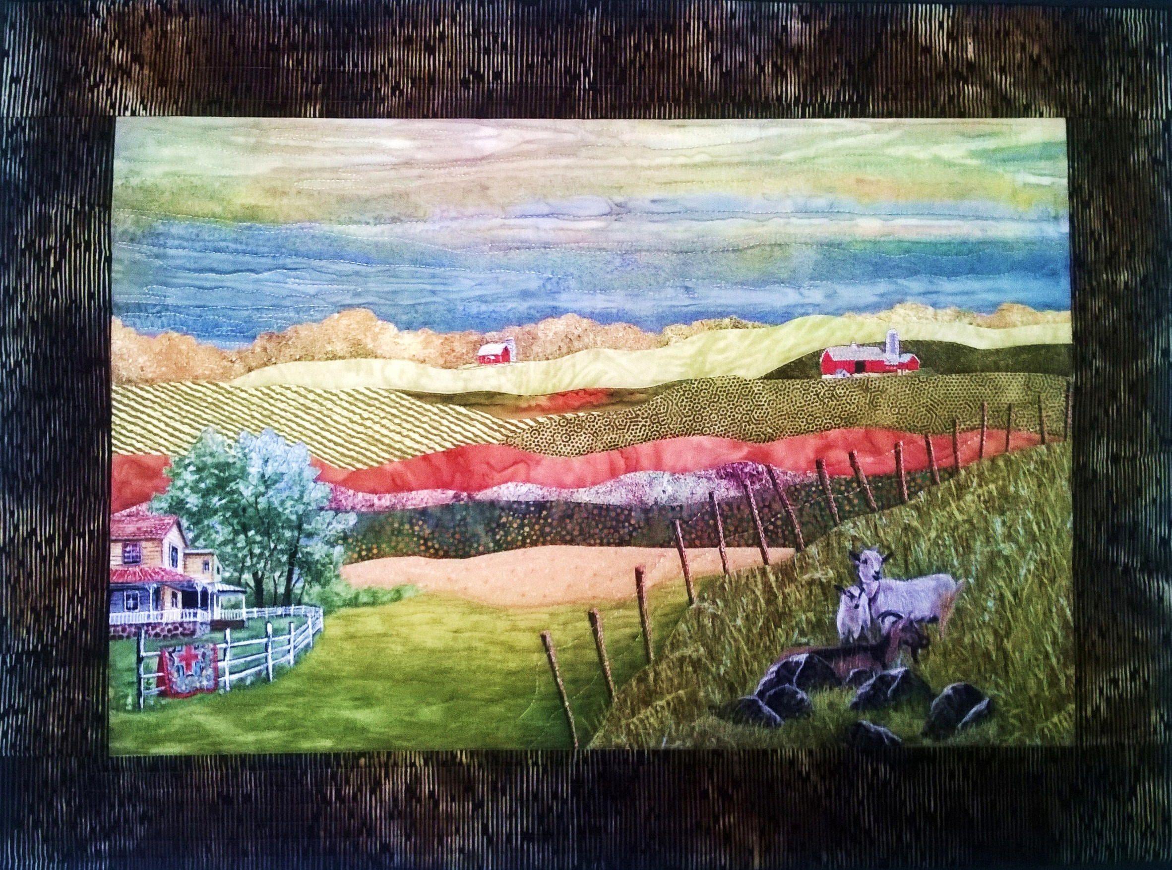 Landscape Quilt Patterns Best Inspiration Ideas