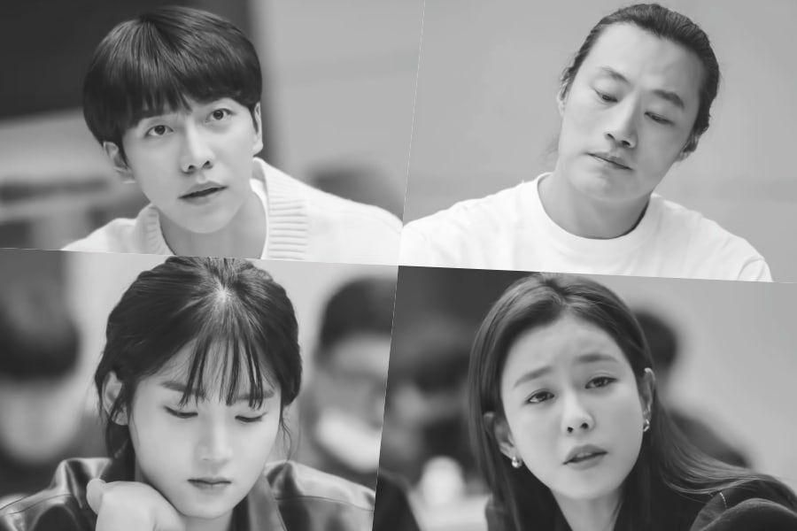 Watch: Lee Seung Gi, Lee Hee Joon, Park Ju Hyun, Kyung Soo Jin, And More Are Dedicated In Script Reading For New Drama