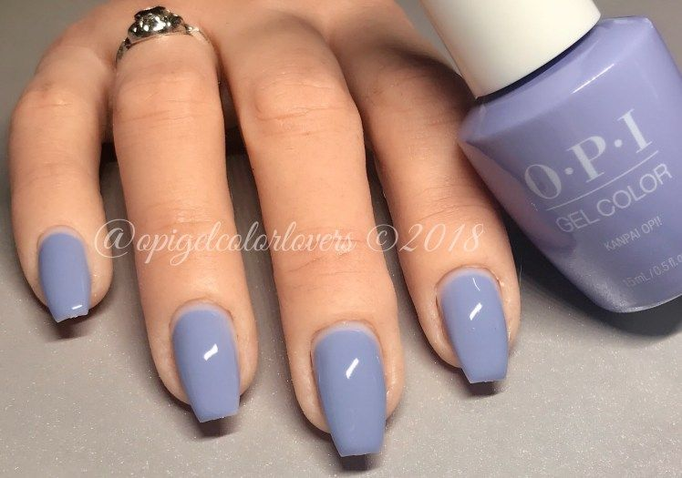 Tokyo Spring 2019 With Images Nail Polish Colors Summer Opi