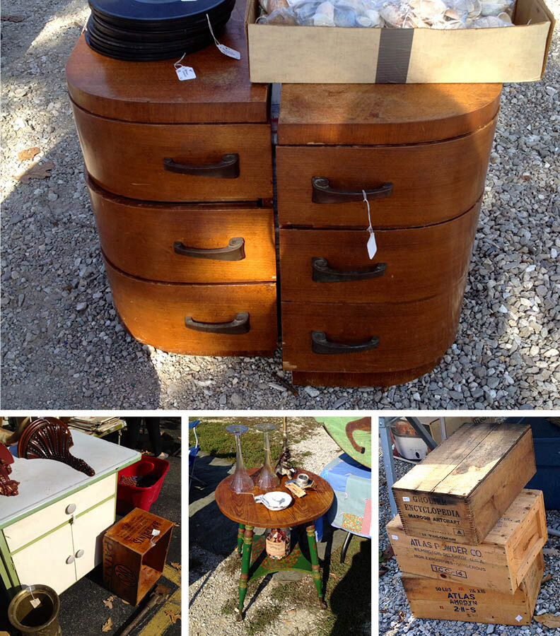 Places That Sell Furniture: Calling All Treasure Hunters, Collectors Share With